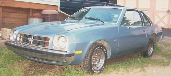 Crazy Chevy Monza Coupe