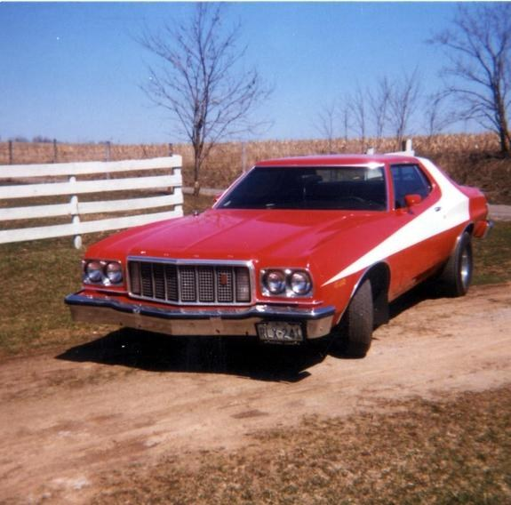 Another doublec920 1976 Ford Gran Torino post... - 2096517