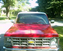 bumpinsubmachines 1980 Chevrolet C/K Pick-Up