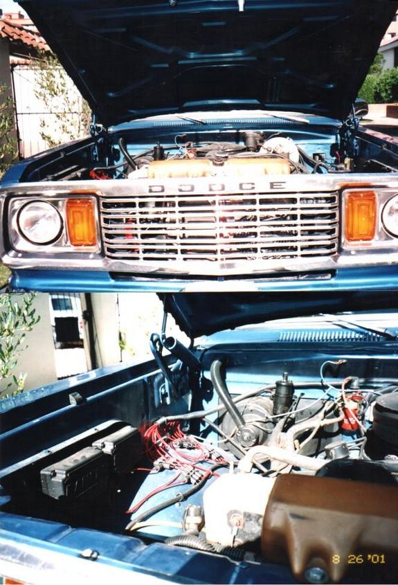 Another celebrity85 1978 Dodge D150 Club Cab post... - 2102424