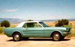 Another dynastygreen65 1965 Ford Mustang post... - 2101488