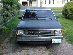 cite85 1985 Chevrolet Citation