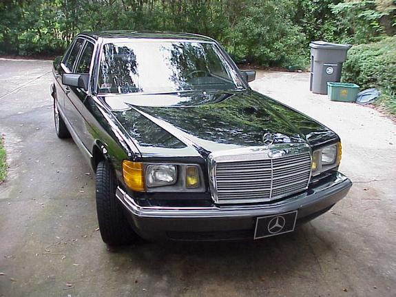 Another turbo_lag 1982 Mercedes-Benz S-Class post... - 2107021