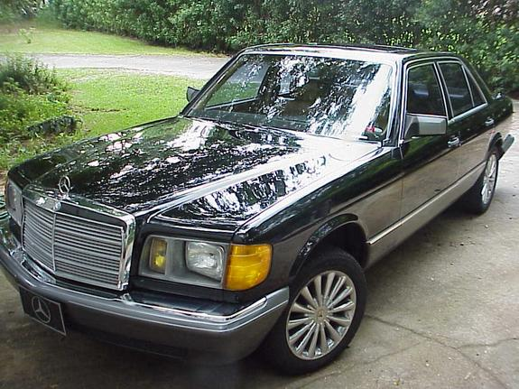 Another turbo_lag 1982 Mercedes-Benz S-Class post... - 2107022