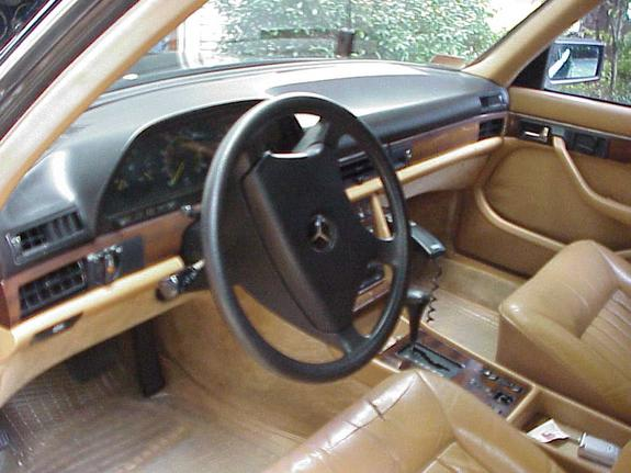 Another turbo_lag 1982 Mercedes-Benz S-Class post... - 2107023