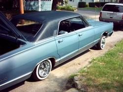 lo68merc 1968 Mercury Grand Marquis