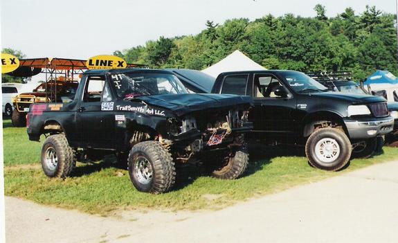 notallthere 1988 Ford Bronco