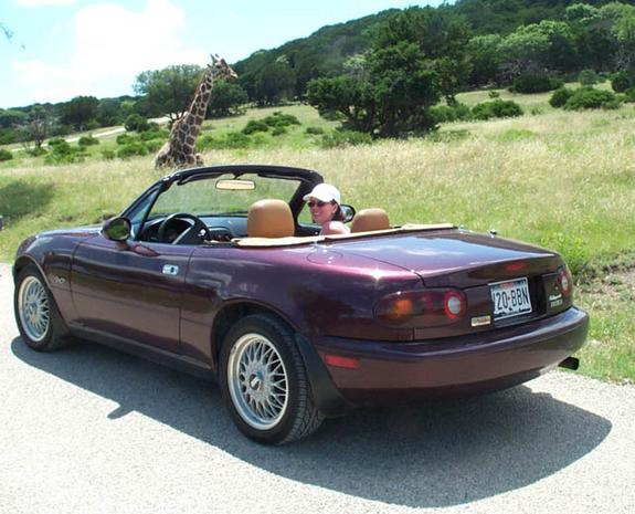 grajohnt 1995 mazda miata mx 5 specs photos modification info at cardomain. Black Bedroom Furniture Sets. Home Design Ideas