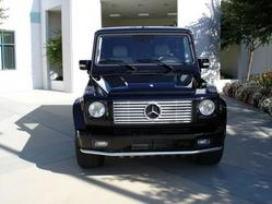 loyaltyINCs 2005 Mercedes-Benz G-Class