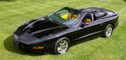 KOSlettens 1995 Pontiac Firebird