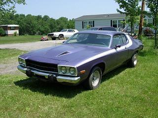 theboz's 1973 Plymouth Roadrunner