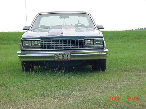 Another elmino 1986 Chevrolet El Camino post... - 2114547