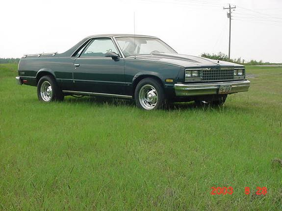 Another elmino 1986 Chevrolet El Camino post... - 2114548