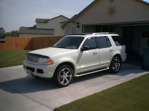 tommyhead 2003 Ford Explorer