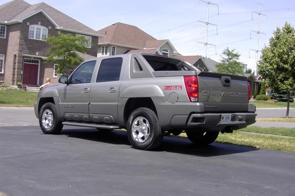 46mustanggt 2002 chevrolet avalanche specs photos. Black Bedroom Furniture Sets. Home Design Ideas
