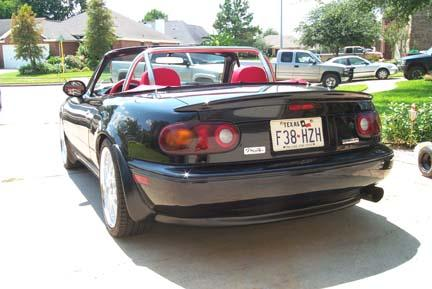 Another overdrive93 1993 Mazda Miata MX-5 post... - 2122857