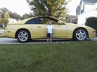 Another prduke 1990 Nissan 300ZX post... - 2122183