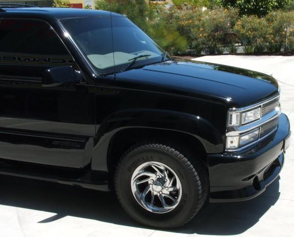 vinG316 1998 Chevrolet Suburban 1500 Specs, Photos ...