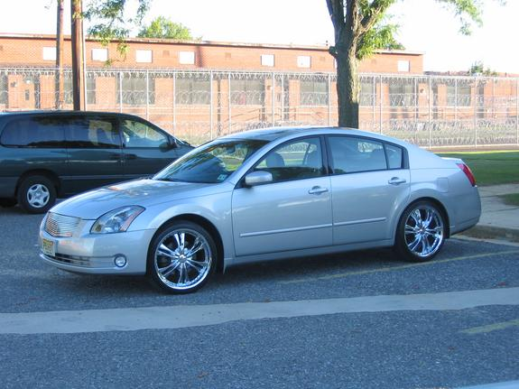 Another badazzmax 2004 Nissan Maxima post... - 2125576