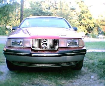red_xr7 1987 Mercury Cougar 2125903