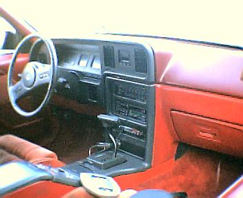red_xr7 1987 Mercury Cougar 2125905