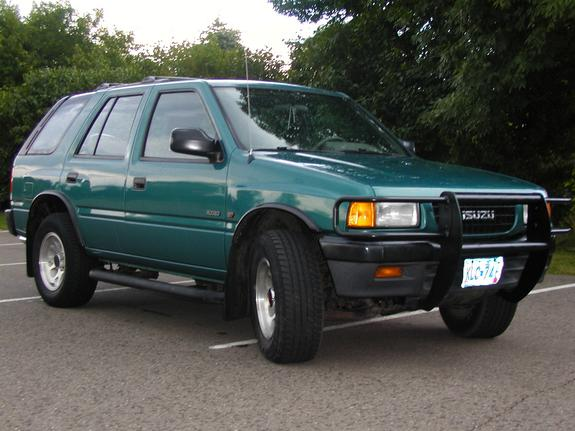 Greengooo7218 1994 Isuzu Rodeo Specs Photos Modification