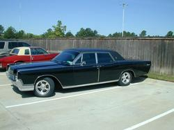 daknlinc 1967 Lincoln Continental