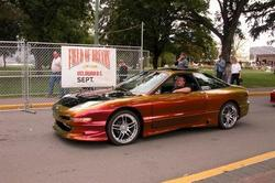 Sunsetprobe 1997 Ford Probe