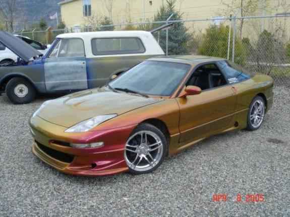 Sunsetprobe 1997 Ford Probe 2132385