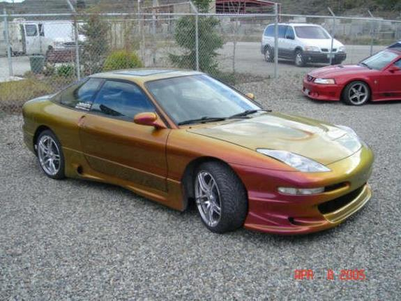 Sunsetprobe 1997 Ford Probe 2132387