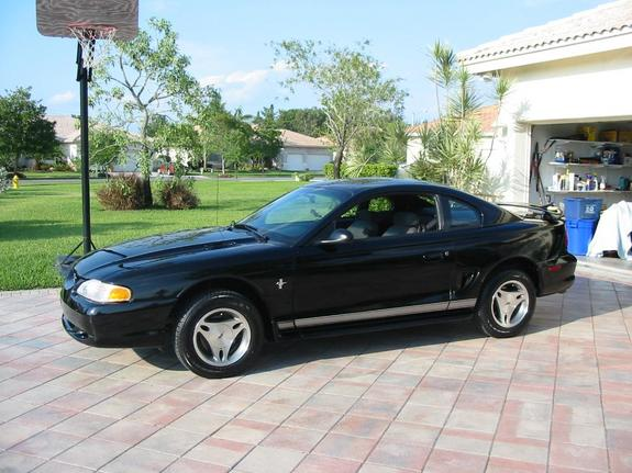 Another Adamakafel 1998 Ford Mustang post... - 2138896