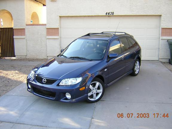 Another hitncry 2003 Mazda Protege5 post... - 2139831