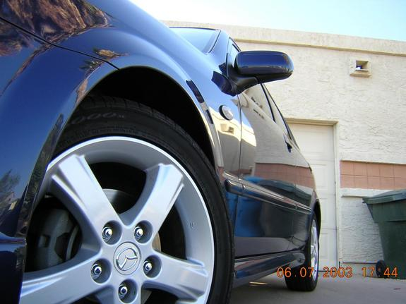 Another hitncry 2003 Mazda Protege5 post... - 2139832
