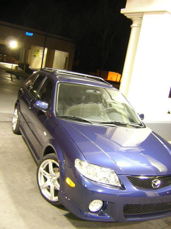 Another hitncry 2003 Mazda Protege5 post... - 2139845
