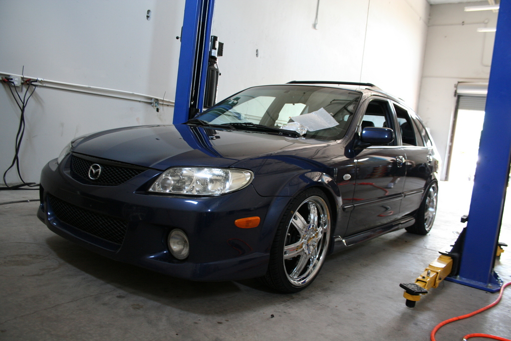 Another hitncry 2003 Mazda Protege5 post... - 2139856