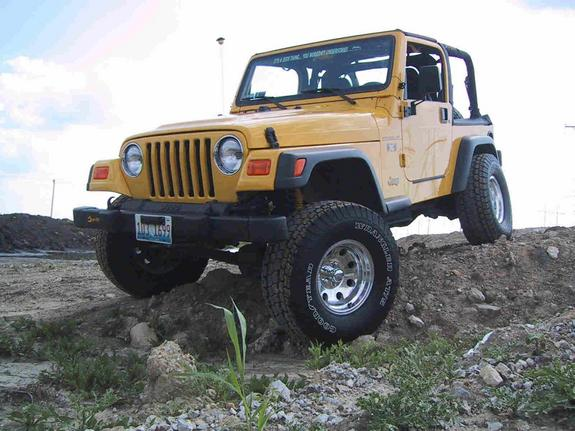 ShockerX 2002 Jeep Wrangler