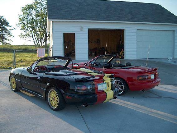 Another TCruz 1993 Mazda Miata MX-5 post... - 2140763