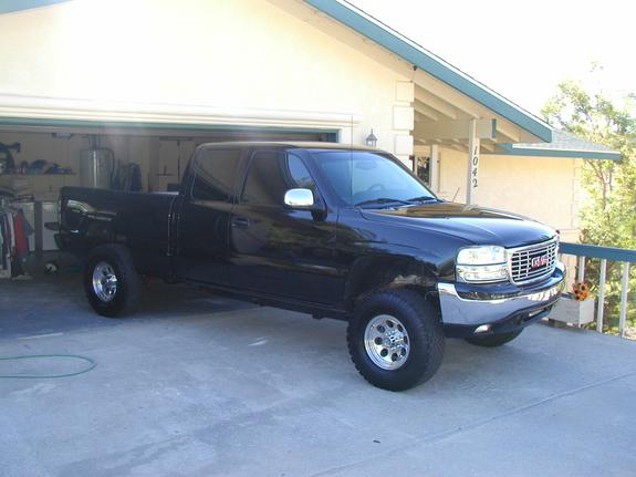 richalee21's 2000 GMC Sierra 1500 Regular Cab