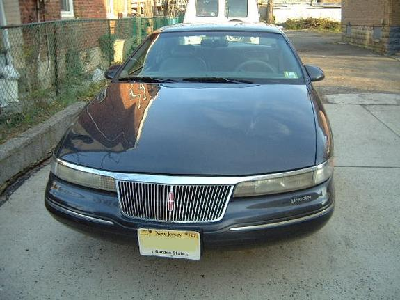 Another ovlatnom 1993 Lincoln Mark VIII post... - 2143112