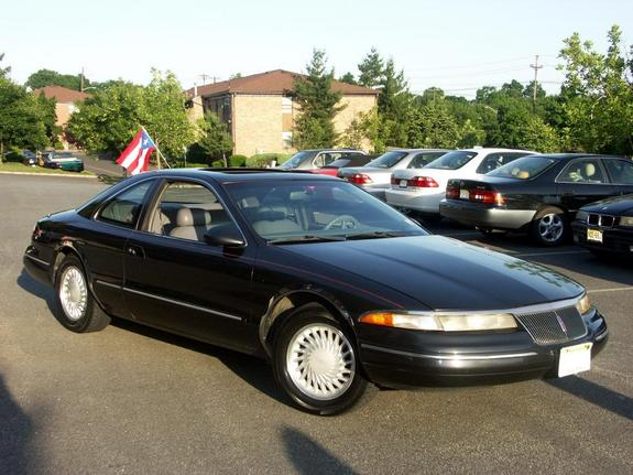 Another ovlatnom 1993 Lincoln Mark VIII post... - 2143132