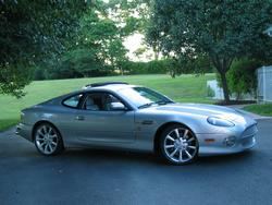 fishbrainss 2003 Aston Martin DB7