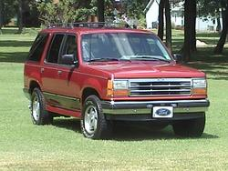 slybargers 1993 Ford Explorer