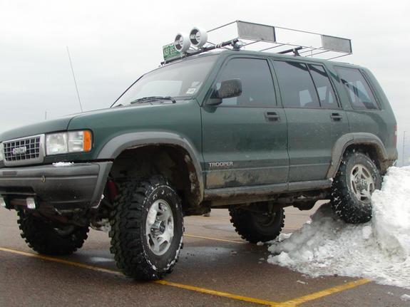 Another Behr03GT 1996 Isuzu Trooper post... - 2146653
