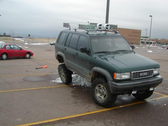 Another Behr03GT 1996 Isuzu Trooper post... - 2146655