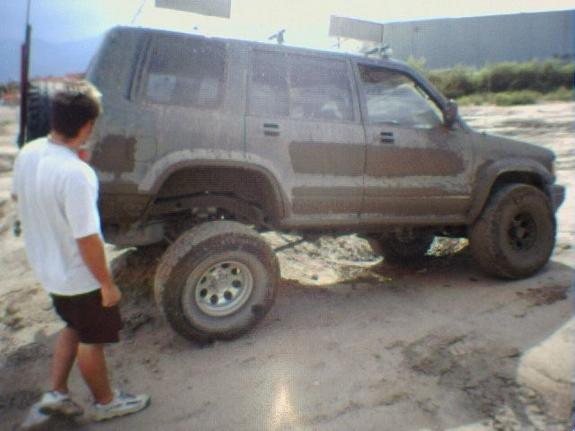 Another Behr03GT 1996 Isuzu Trooper post... - 2146659