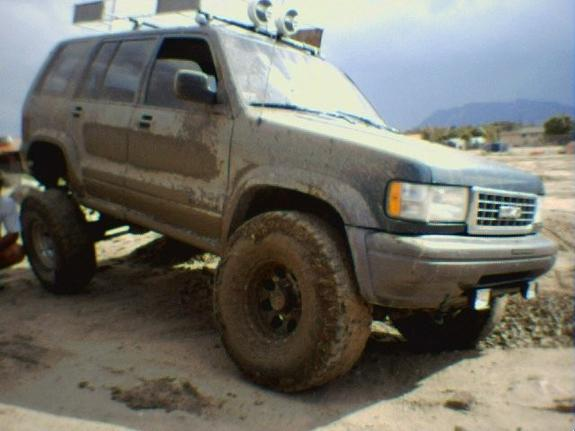 Gallery for gt 1999 isuzu trooper off road