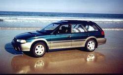 The_Lizards 1998 Subaru Outback