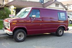 bootyliciouss 1987 Ford Econoline E150 Passenger