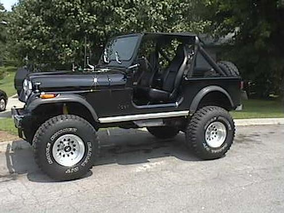 Jeep Knoxville Tn 1983 Jeep Cj7 Lifted Dpatter's 1983 jeep cj7 in knoxville, tn