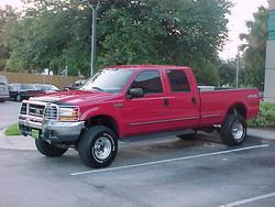 monster350 1999 Ford F150 Regular Cab